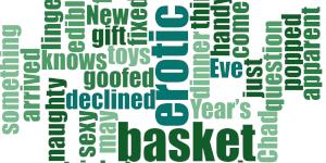 Naughty Gift Basket
